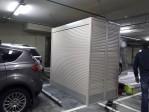 шкафы в паркинг заказать